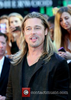 Brad Pitt - New York premiere of 'World War Z'