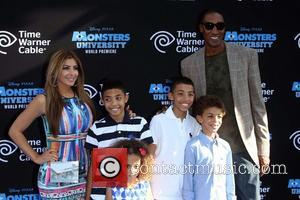 Pixar, Scottie Pippen and Larsa Pippen
