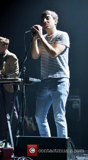 Ed Droste and Grizzly Bear
