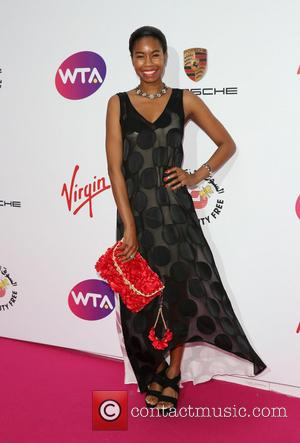 Tolula Adeyemi - The WTA Pre-Wimbledon Party 2014 presented by Dubai Duty Free held at The Roof Gardens, Kensington -...
