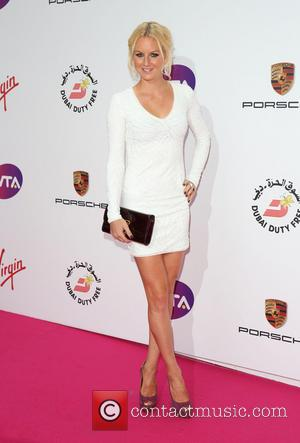 Urszula Radwanska - The WTA Pre-Wimbledon Party 2014 presented by Dubai Duty Free held at The Roof Gardens, Kensington -...