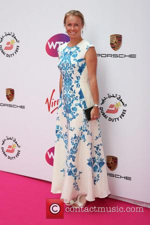 Vera Dushevina - The WTA Pre-Wimbledon Party 2014 presented by Dubai Duty Free held at The Roof Gardens, Kensington -...