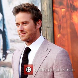 Armie Hammer - The World Premiere of 'The Lone Ranger'