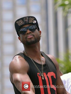 Dwyane Wade Welcomes A Baby Boy, But it Ain't Gabrielle Union's!