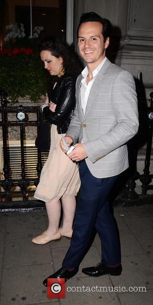 Andrew Scott - Charlie and the Chocolate Factory -  After Party held at Great Connaught Rooms - London, United...