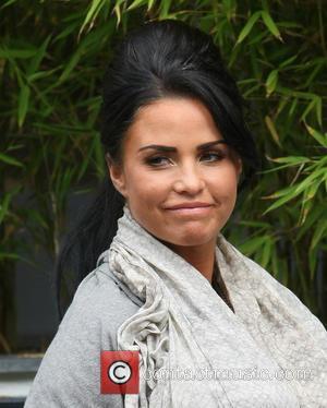Katie Price aka Jordan - Celebrities leaving the ITV Studios - London, United Kingdom - Thursday 27th June 2013