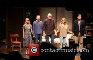 Sarah Goldberg, Christopher Denham, David Morse, Lisa Emery and Rich Sommer