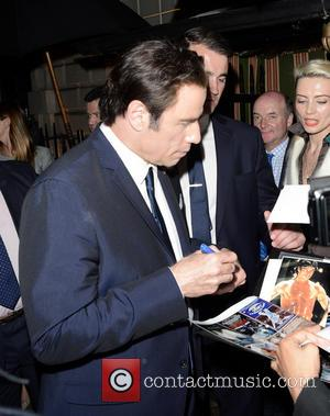 John Travolta And Oliver Stone Feted At Czech Film Festival