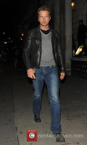 Gerard Butler - Gerard Butler leaves Coya restaurant in Mayfair - London, United Kingdom - Friday 28th June 2013