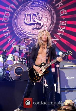 Doug Aldrich Quits Whitesnake