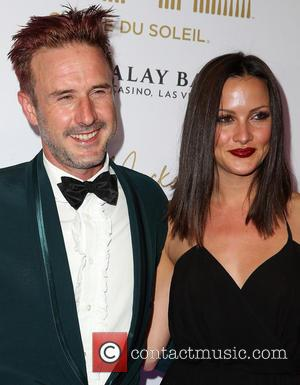 David Arquette's Fiancee Confirms Engagement Reports