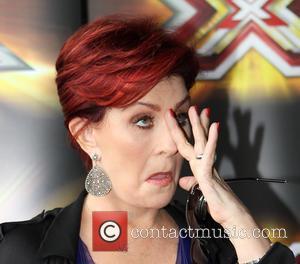 Sharon Osbourne, The X Factor