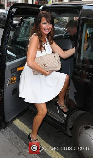 Lizzie Cundy - Store launch party for 'At The Movies' the vintage film poster company in Marylebone - London, United...