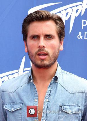Scott Disick - Scot Disick hosts 'Hamptons in the Desert...