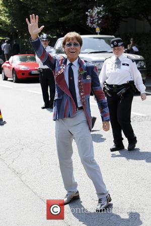 Sir Cliff Richard - Wimbledon Tennis Championship 2013 - Mens Final Day - Celebrity Sightings - London, United Kingdom -...