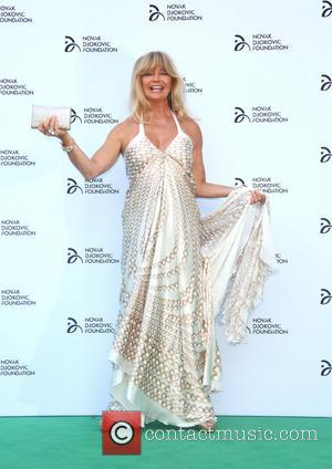 Goldie Hawn Is A Grandmother Again