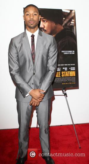Michael B. Jordan - Screening of 'Fruitvale Station'
