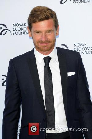 Andre Villas-Boas - Novak Djokovic Foundation Event held at the Roundhouse - Arrivals - London, United Kingdom - Monday 8th...