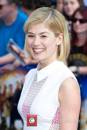 Rosamund Pike - World premiere of The World's End