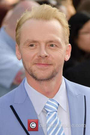 Simon Pegg - World premiere of 'The World's End'