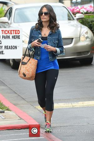Jordana Brewster - Jordana Brewster leaves a hair salon on Sunset Boulevard - Los Angeles, CA, United States - Wednesday...