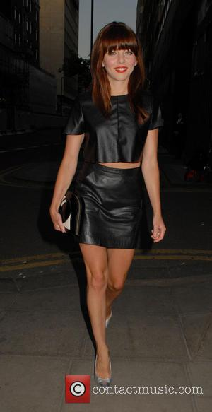 Ophelia Lovibond - Celebrities attend Lulu Guinness Paint Project Launch Party at The Old Sorting Office - London, United Kingdom...