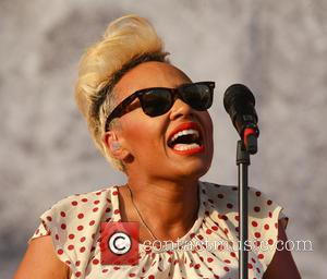 Emeli Sande - Yahoo! Wireless Festival held at the Queen Elizabeth Olympic Park in Stratford - Day 2 - London,...