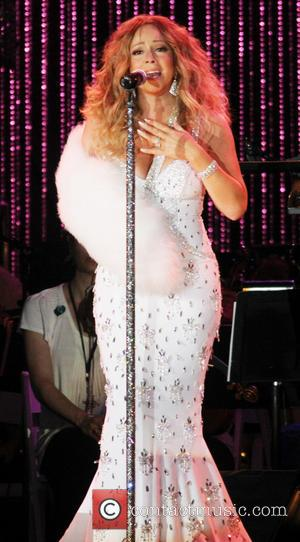 Mariah Carey Struggling With Nerve Damage
