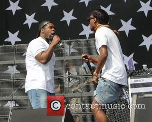 ASAP Rocky - Yahoo! Wireless Festival held at the Queen Elizabeth Olympic Park in Stratford - Day 3 - London,...