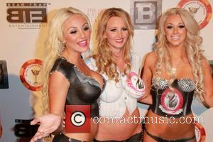 playboy body paint models - ESPY All-Star Celebrity Kickoff Party at the Playboy Mansion - Arrivals - Los Angeles, CA,...