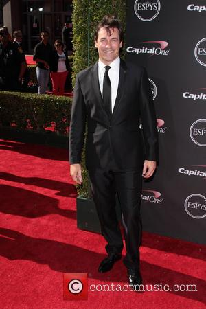 Jon Hamm Hosting Party For Emmy Losers