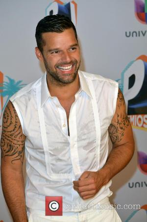Ricky Martin Fails To Attract Fans Down Under