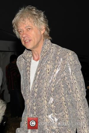 Bob Geldof - Chagstock Festival - Day 2 - Celebrity Sightings - Devon, United Kingdom - Saturday 20th July 2013