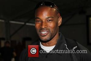 Tyson Beckford - Tyson Beckford visits the US Moto Grand Prix on Laguna Seca Raceway in Monterey - Salinas, California,...