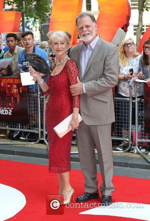 Dame Helen Mirren and Taylor Hackford
