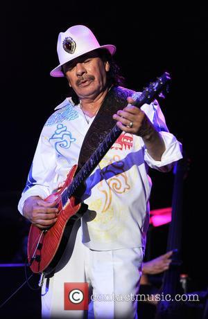 Carlos Santana Nearly Killed After Falling Asleep At Wheel