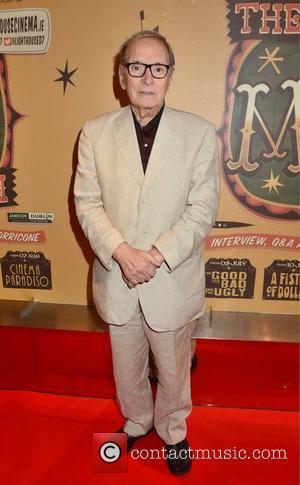 Morricone Set For Oscar Honour