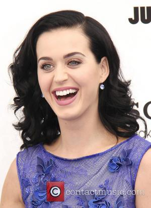 Katy Perry's Golden Truck Will Tour Us Announcing 'Prism' Album