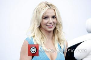 Britney Spears - Celebrities attend COLUMBIA PICTURES