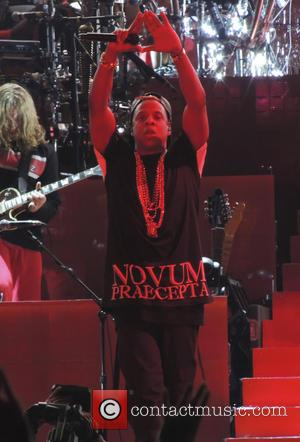 Jay-Z - 'Legends of the Summer' Tour at the Rose Bowl - Los Angeles, California, United States - Monday 29th...