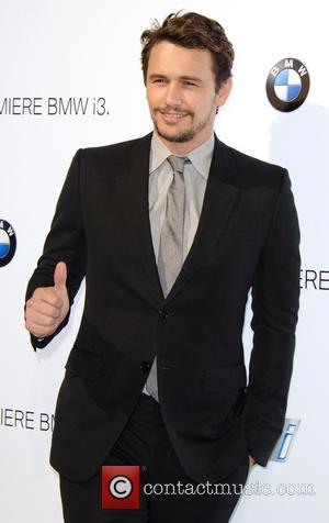 James Franco To Front New Art Programme About The Work Of... James Franco