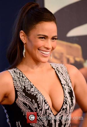 Paula Patton - The world premiere of 'Two Guns' at the SVA Theatre - Arrivals - New York, United States...