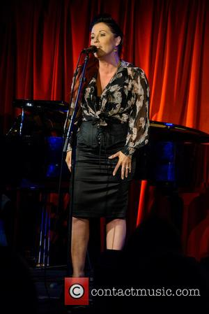 Jessie Wallace - 'Tim Arnold : The Soho Hobo' Gig held at the Soho Theatre - London, United Kingdom -...