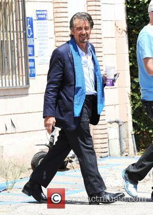 Al Pacino Settles Tax Bill