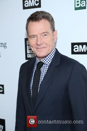 Bryan Cranston Bared His Butt To Co-star As Breaking Bad Swansong