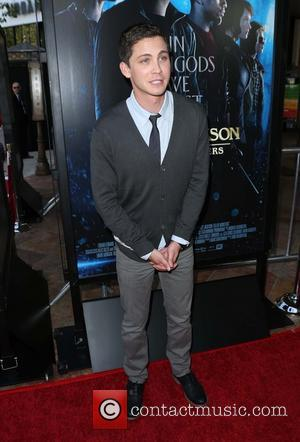 Logan Lerman - Screening of Twentieth Century Fox and Fox 2000's 'Percy Jackson: Sea of Monsters' at The Americana -...