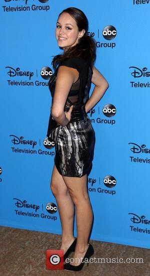 Hayley Orrantia - Disney & ABC TCA summer press tour held at Beverly Hilton Hotel - Arrivals - Los Angeles,...