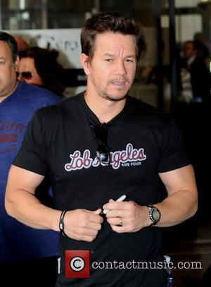 Mark Wahlberg Wants To Strap On The 'Iron Man' Suit And Fight Bad Guys