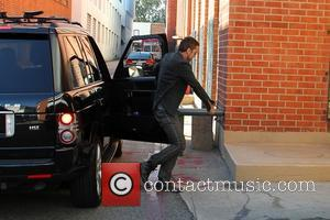 Gerard Butler - Gerard Butler going to a Medical building in Beverly Hills on Bedford - Los Angeles, CA, United...