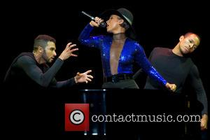 Alicia Keys - Way Out West Festival 2013  - Performances - Day 3 - Gothenburg, Sweden - Saturday 10th...